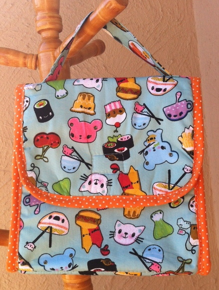 Lunch Bag / Lancheira t�rmica