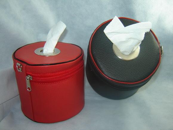Porta papel higi nico no elo7 aurilucy artigos em couro for Porta oculos automotivo
