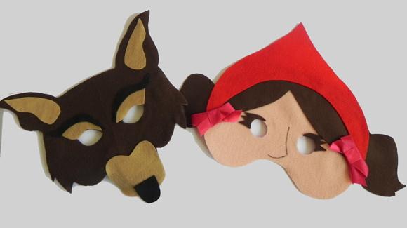 Molde de mascara de lobo mau - Imagui