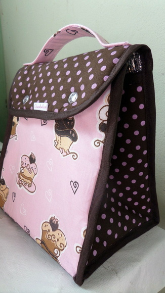 Lunch bag - Lancheira t�rmica