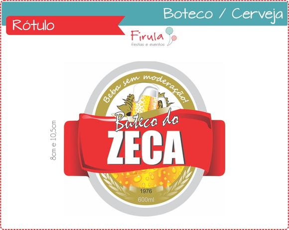 Kit Digital Buteco - R�tulo de Cerveja