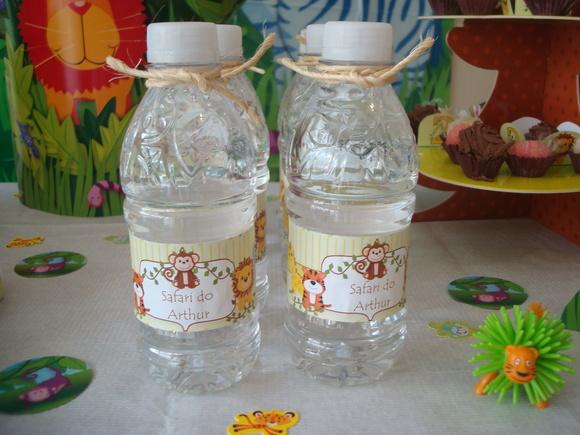 Garrafinha de água Safari