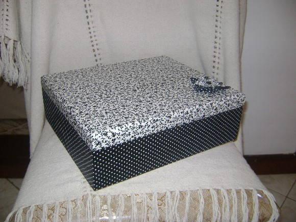 caixa de maquiagem grande,em tecido