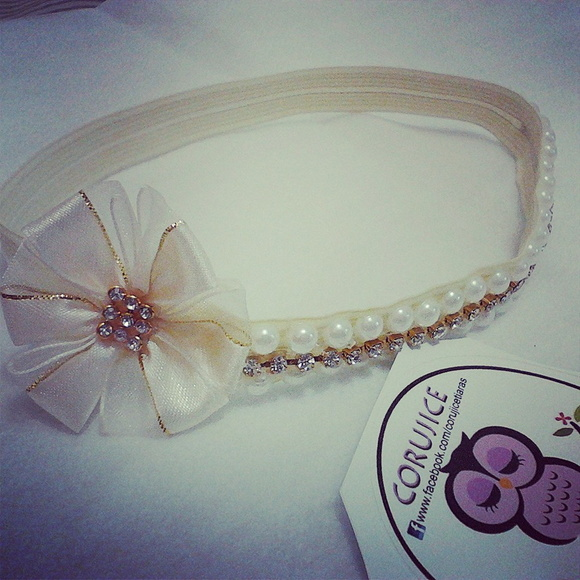 HEAD BAND PRINCESA EVA