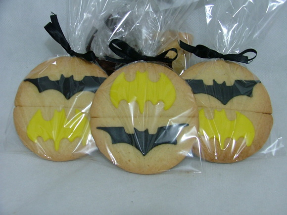 Biscoito Decorado - Batman