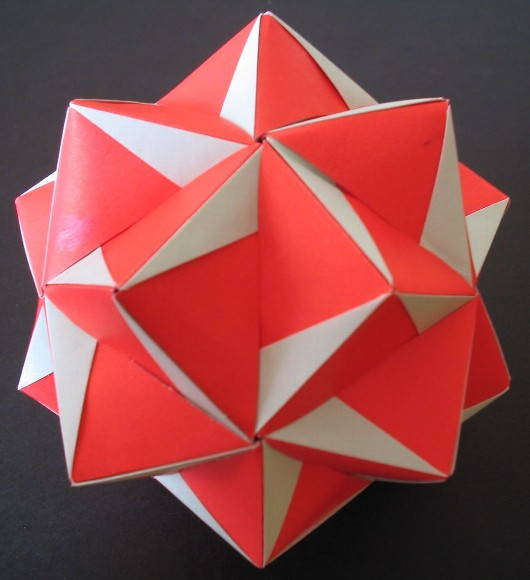Kusudama Wedge