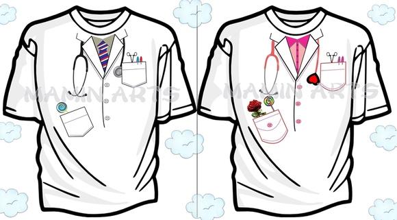 Desenho De Camisa: Camiseta Divertida Médico No Elo7