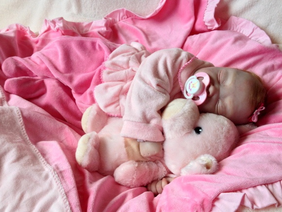 Beb� reborn Ana Clara. PRONTA ENTREGA!!!