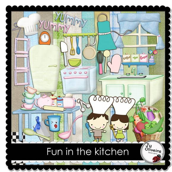 Fun in the Kitchen