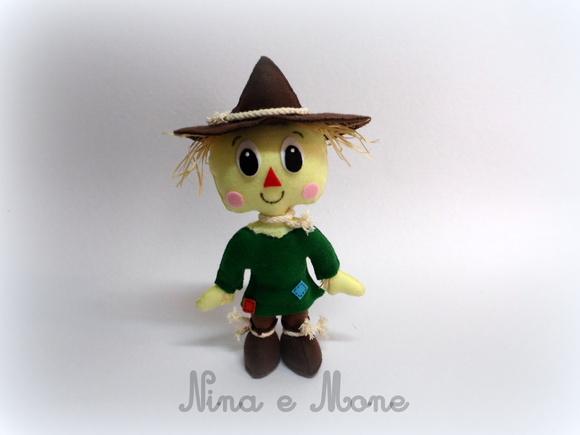 Espantalho - O M�gico De Oz