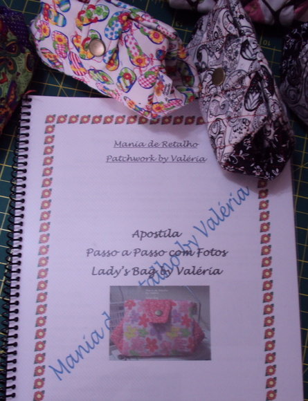 Apostila Lady's Bag by Val�ria