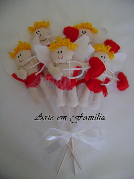 Buqu� de Noiva Cupido