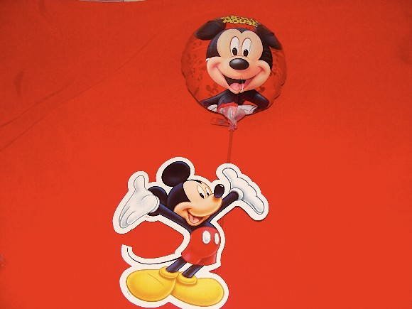 Centro de mesa BALAO  DO MICKEY