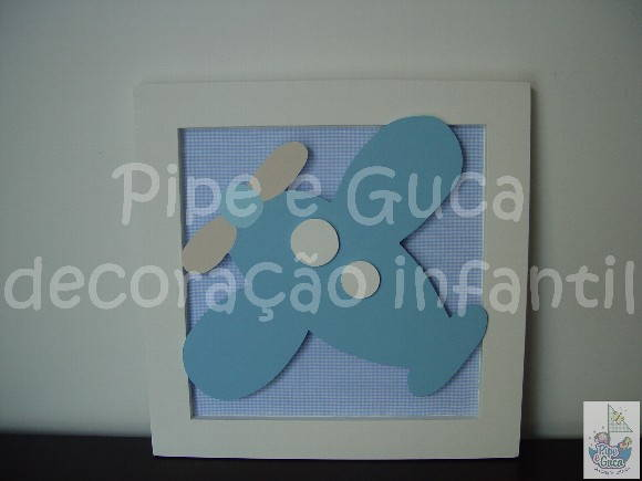 (DO 0028) Quadro decorativo avi�ozinho