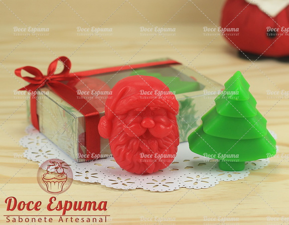 Kit Natal Papai Noel
