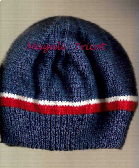 GORRO MARINHEIRO COM FAIXA 0 A 6 MESES