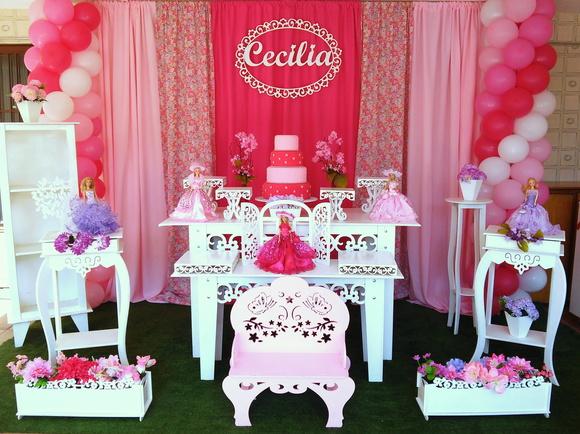 decoracao festa barbie : decoracao festa barbie:decoracao-barbie-princesa-provencal-alugeu-barbie