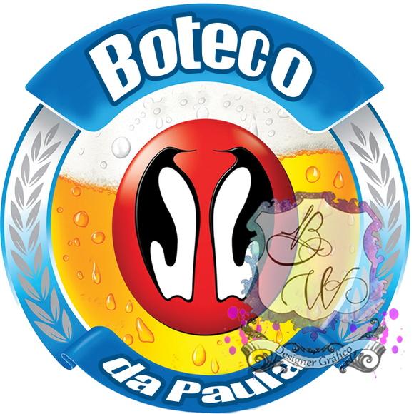 Artesanato Em Cobre Formiga Mg ~ Adesivo Boteco Bw designer gráfico Elo7