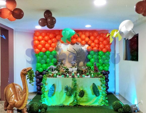 Decoraç u00e3o Dinossauros no Elo7 Sonho Meu Decoraç u00e3o de Festas e Eventos (55C67B) # Decoração De Mesa Festa Dinossauro