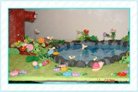 enfeite de mesa aniversario jardim encantado: enfeite para mesa jardim encantado source http www elo7 com br enfeite