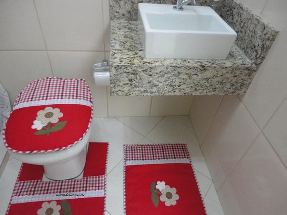 Patchwork Tapete Banheiro : jogo-banheiro-jogo-banheiro