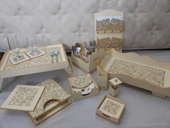 kit decoracao cozinha:Kit de Cozinha – Decoração de Luxo