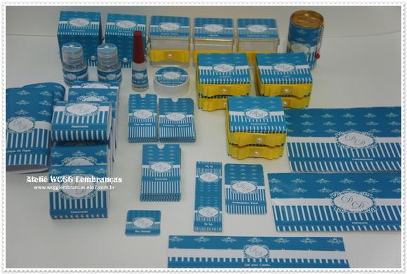 Kit Banheiro Tifany : R?tulos kit banheiro azul tiffany ceci festas elo