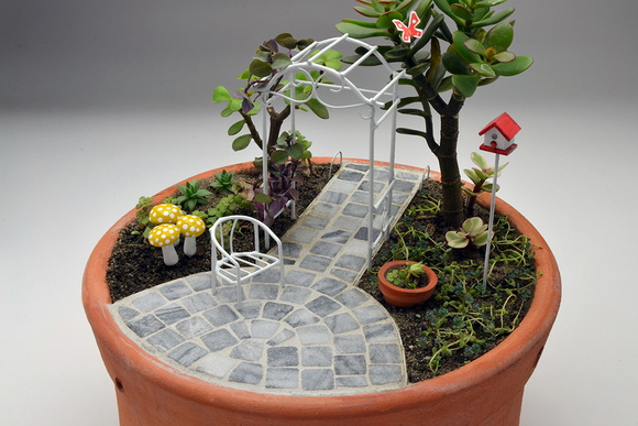 mini jardim acessorios:Mini Jardim Village – SP/Capital e ABC