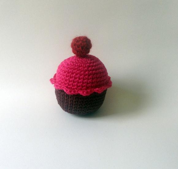 Amigurumi: Cupcake Ateli?net Elo7