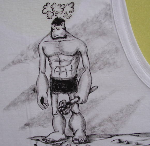 Brucutu :: S�rie Tatoo