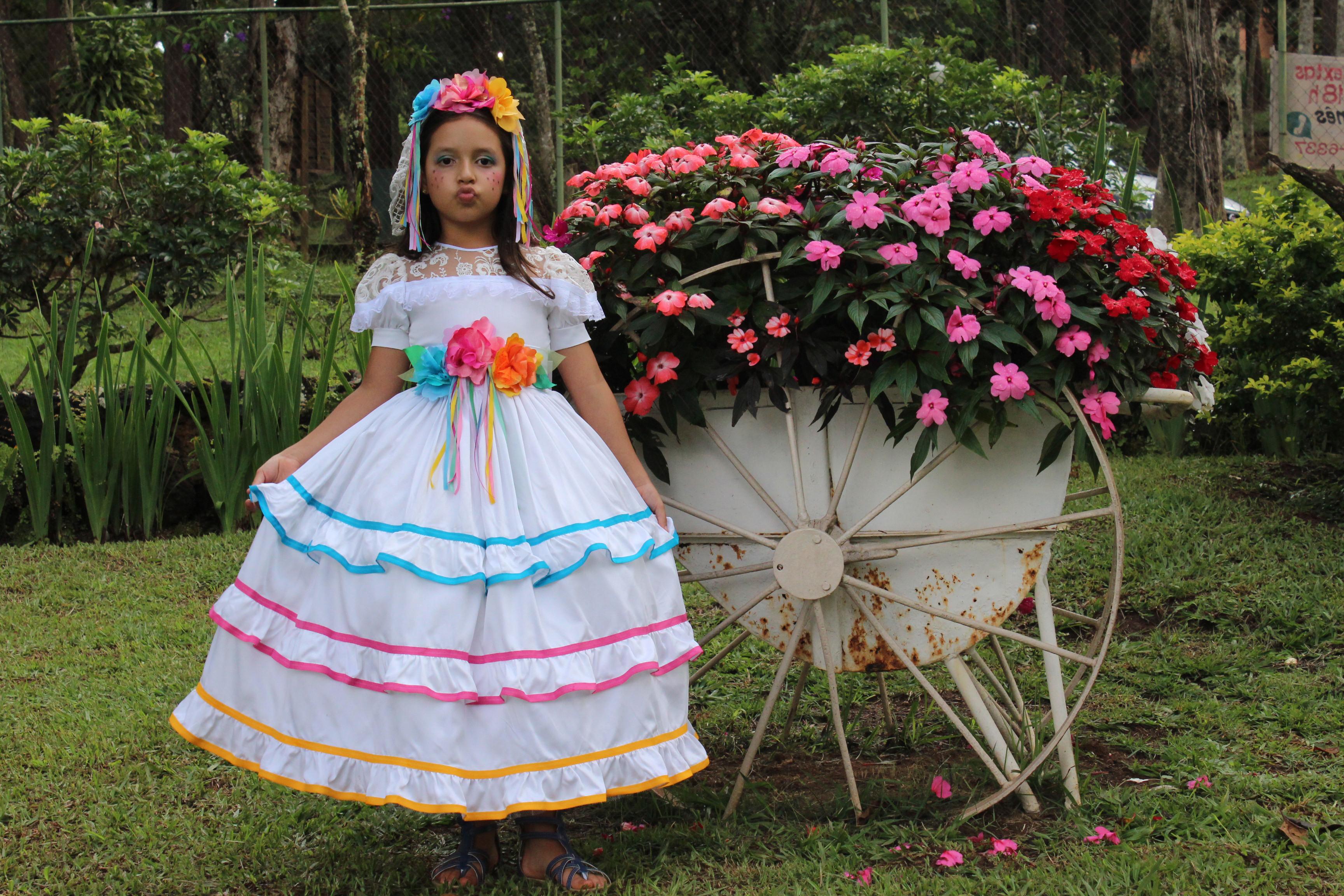 Vestido festa junina infantil bh
