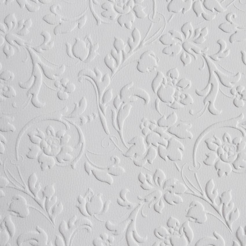 Papel de parede quarto arabesco for Papel de pared gris