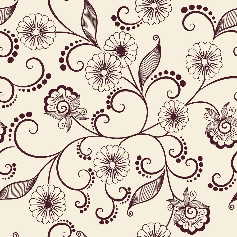 Papel de parede singular print decor elo7 - Papel vinilico para paredes ...