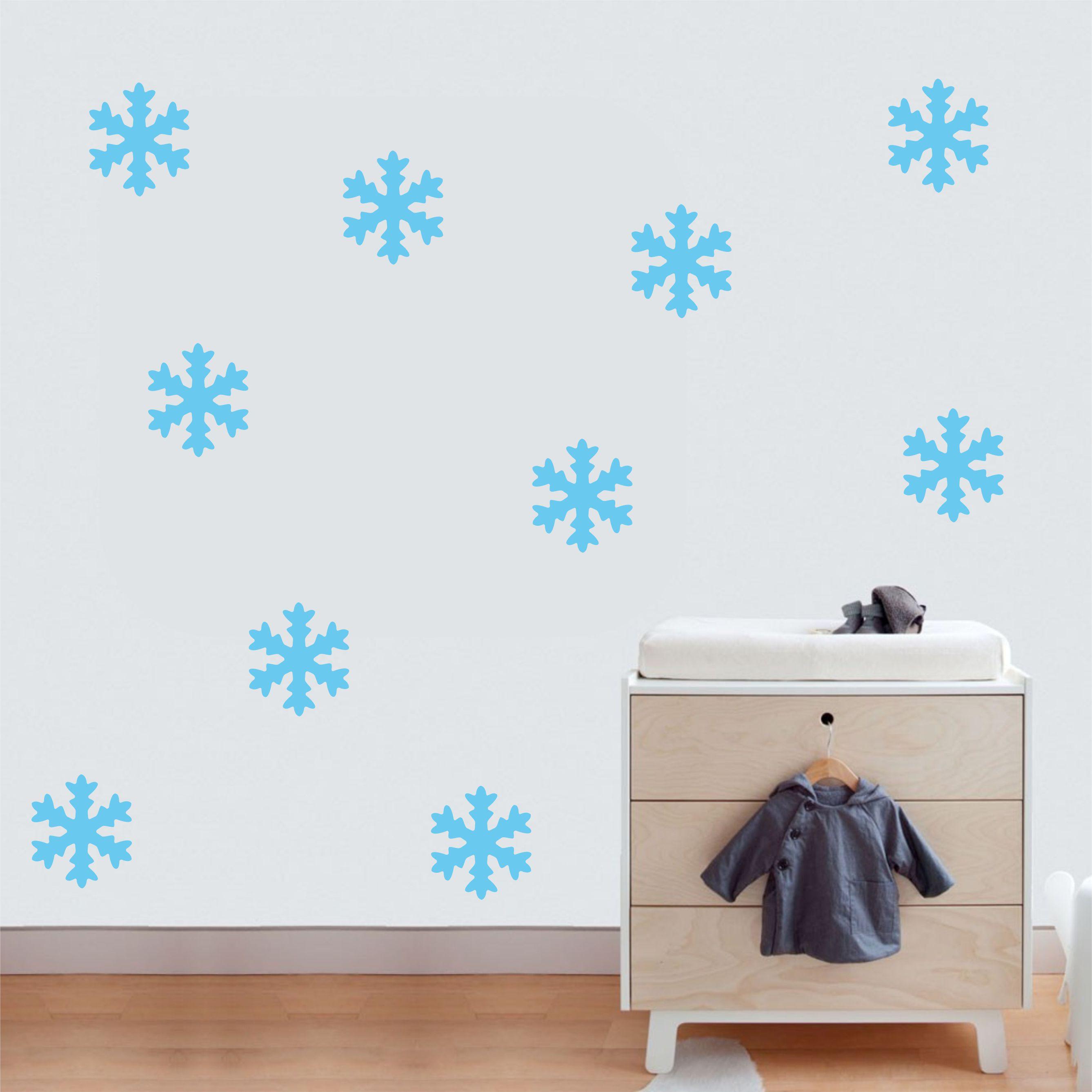 Aparador Walmart ~ Adesivo Parede Frozen Kit Floco de Neve Inove Brindes Elo7