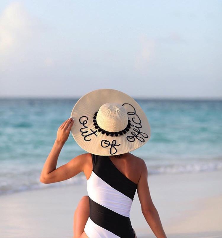 Chapéus Personalizados São Os Queridinhos Do Verão 2017 De