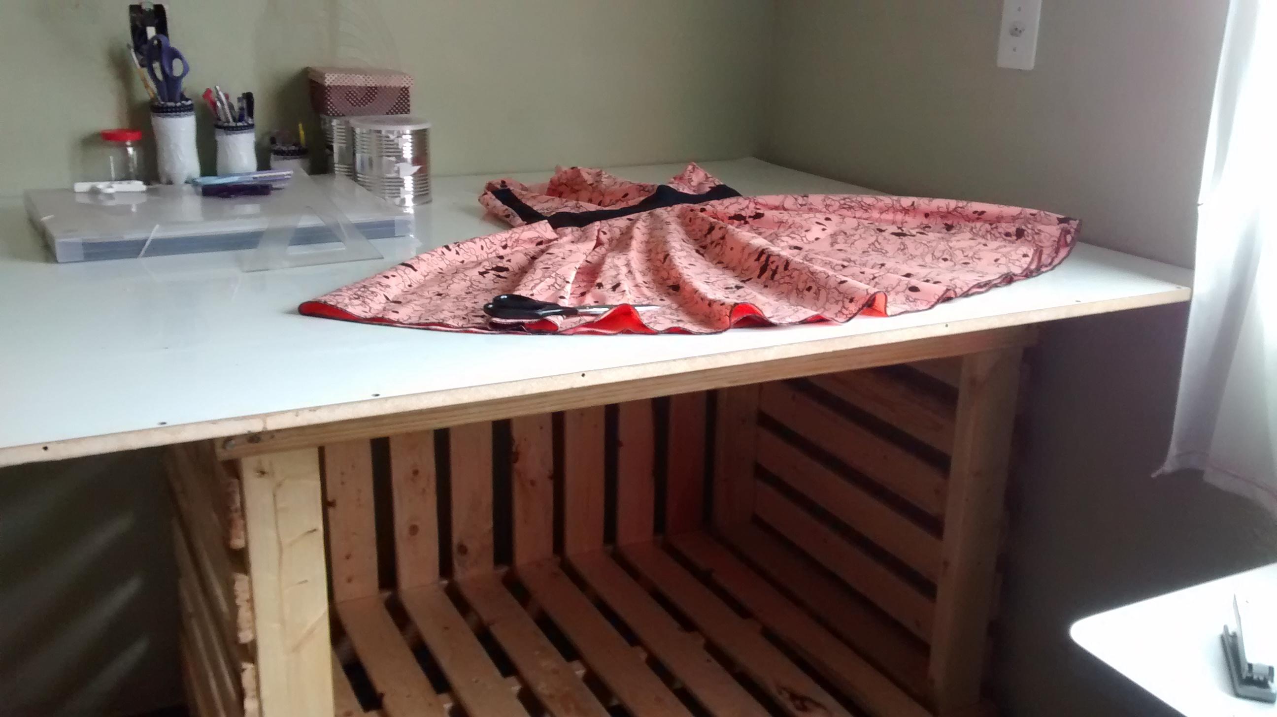 Mesa de ateli de costura diogo magalhaes elo7 - Mesas para costura ...