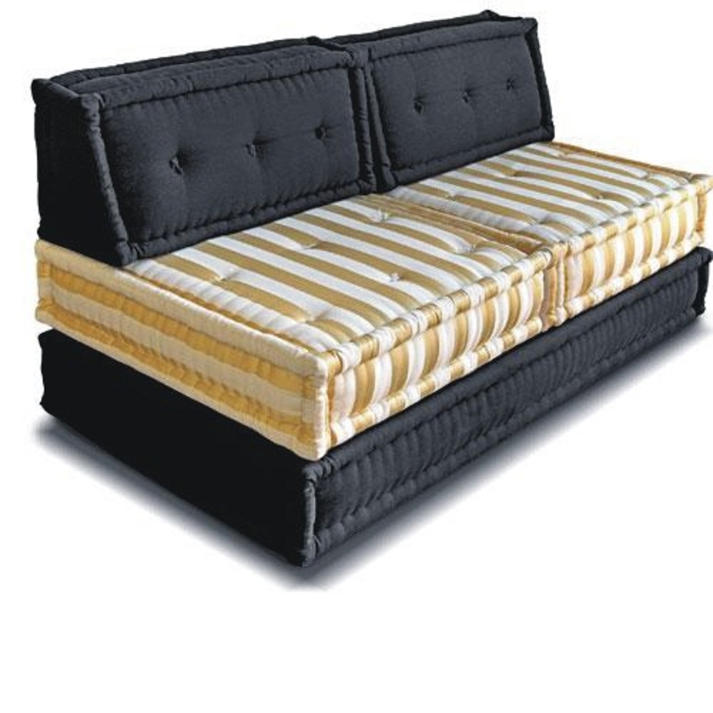 Sof cama de futon personalizado 20cm caoarteiroshop elo7 - Futon portatil ...