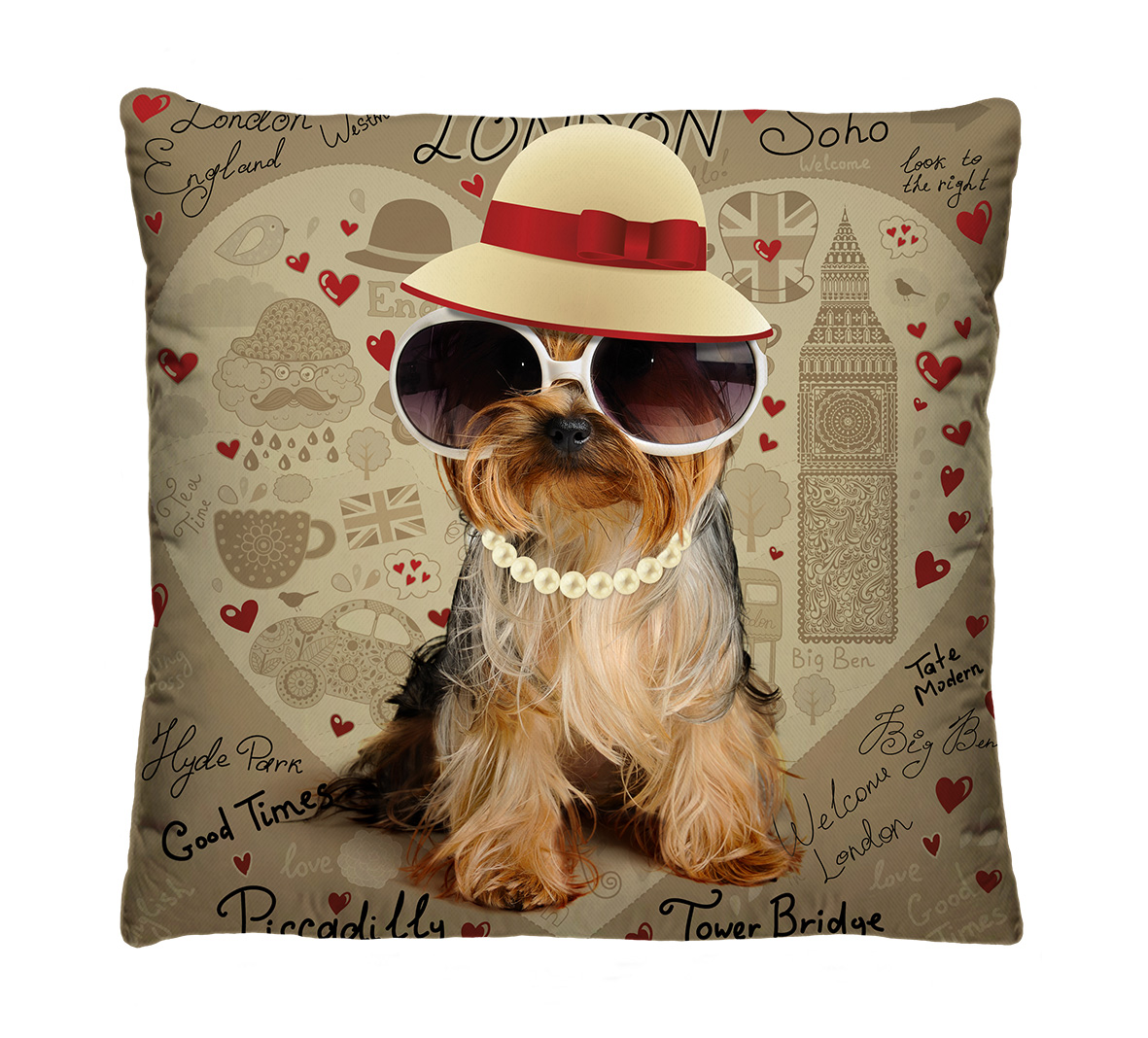 almofada pop arte c o charmoso s almofadas elo7. Black Bedroom Furniture Sets. Home Design Ideas