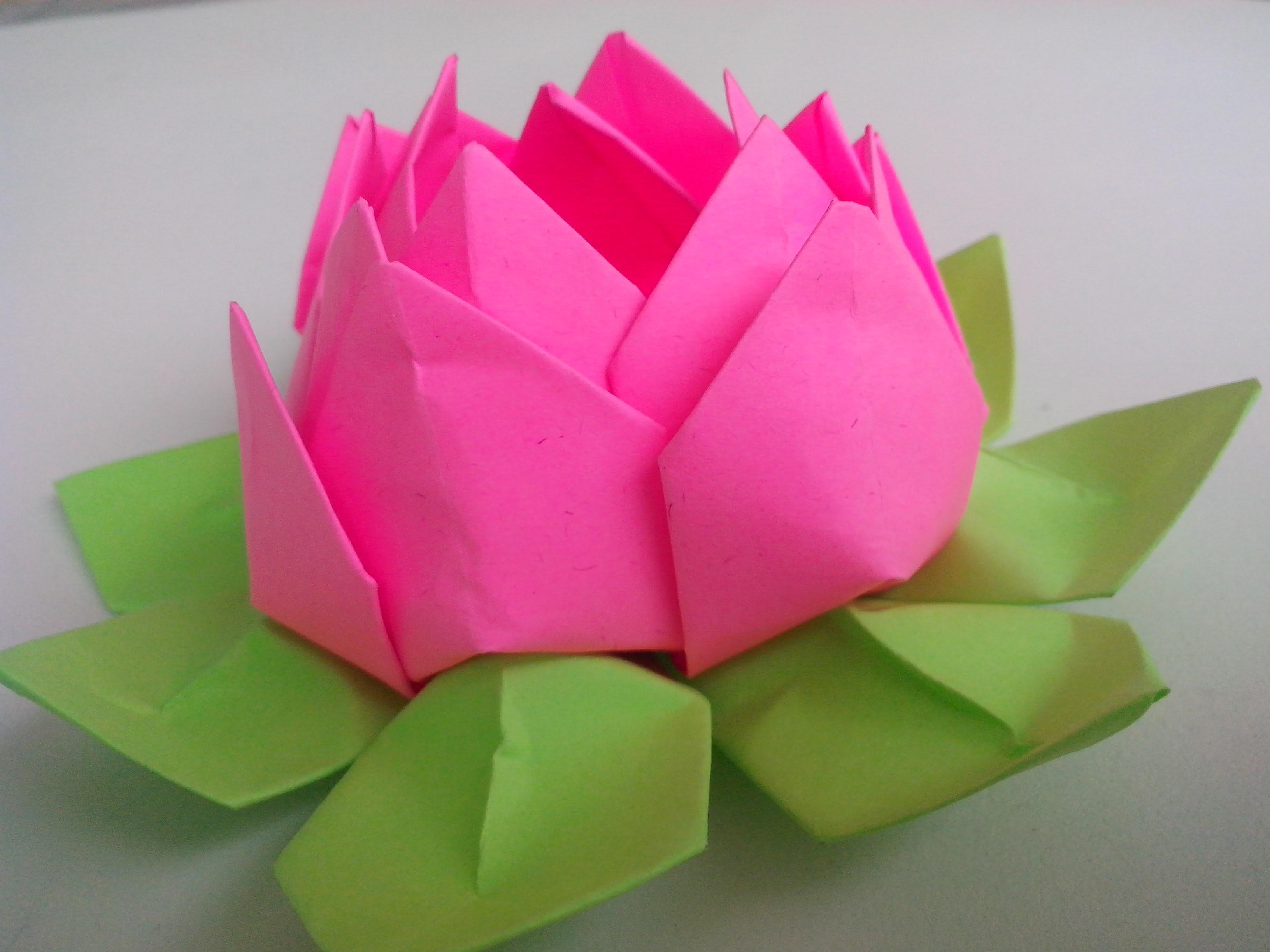 Natal Com Origami Elo7