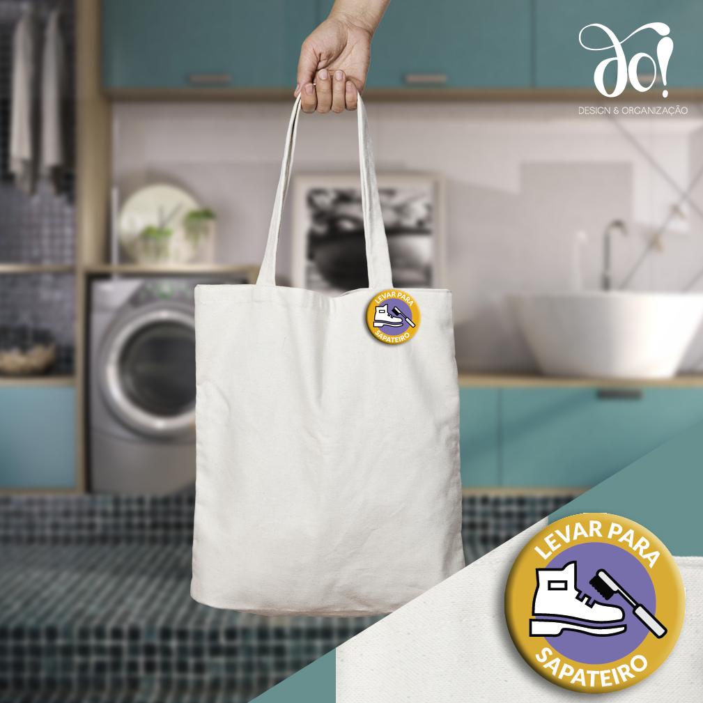 Botton organizador para sapataria do elo7 - Organizador de lavanderia ...
