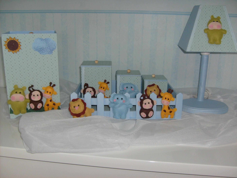Tapetes Para Quarto De Bebe Safari ~ kit quarto de beb? safari kit quarto de beb? safari