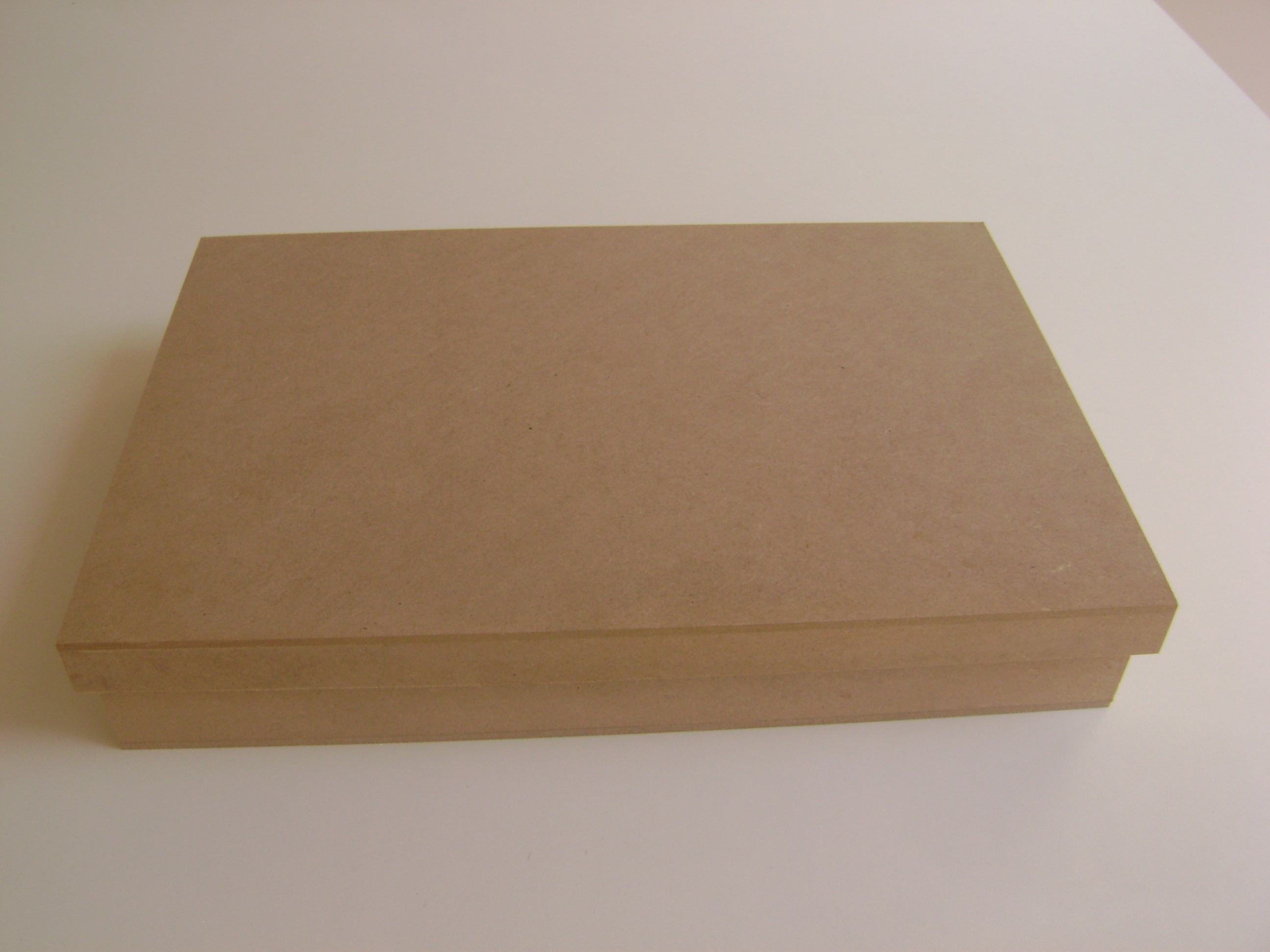 Caixa de MDF 30x20x5 Ciranda Artesanato Elo7 #74512D 2592x1944