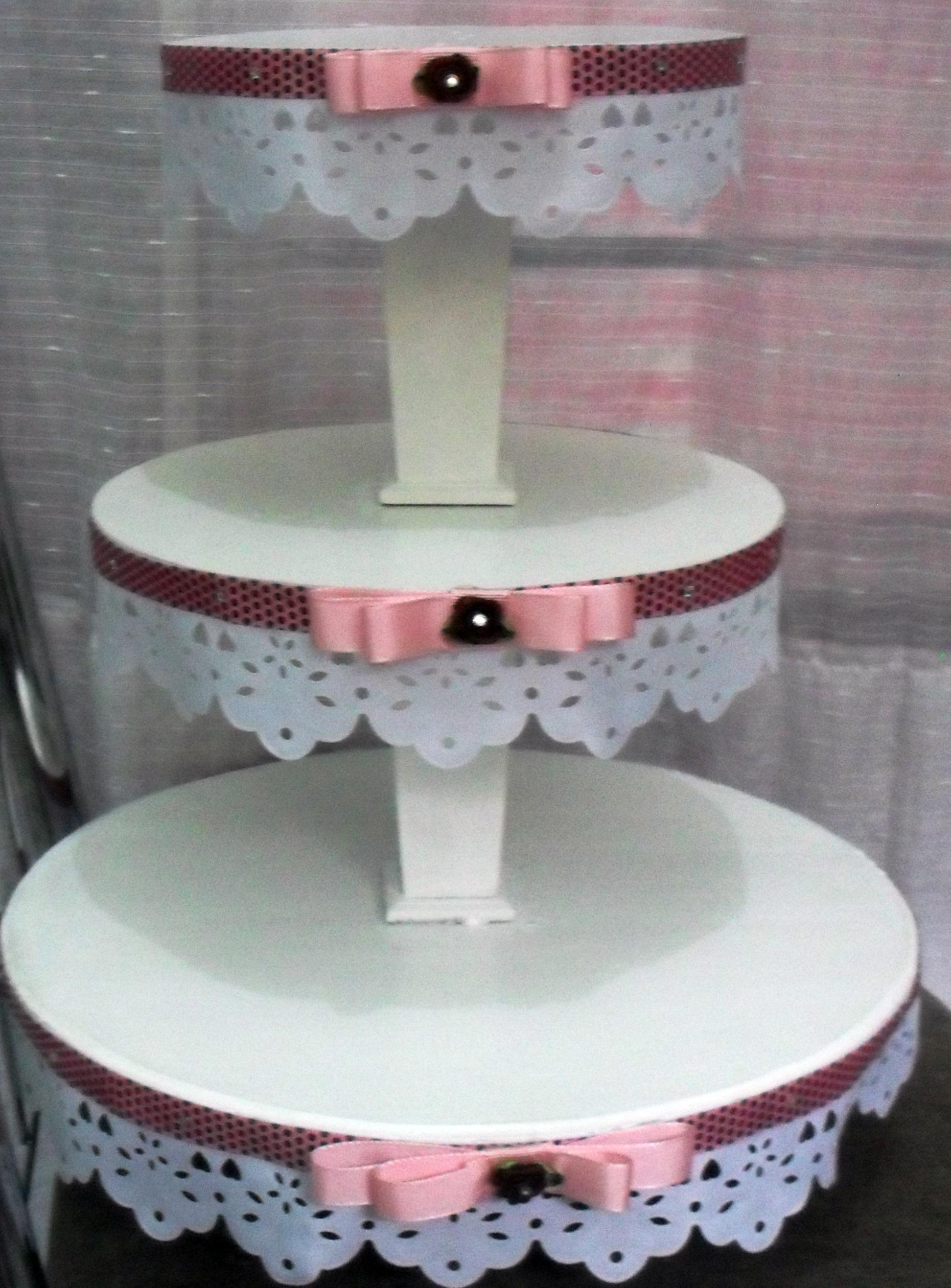 Lalaloopsy Cupcake Cake