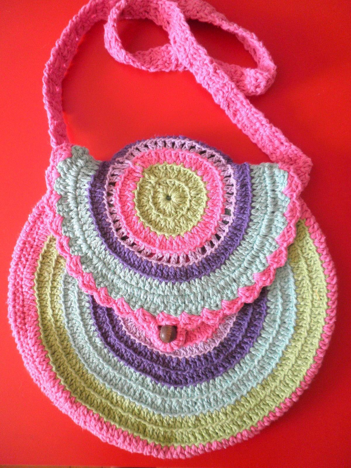 Bolsa De Croche Para Casamento : Bolsa de croch? d?bora costa elo