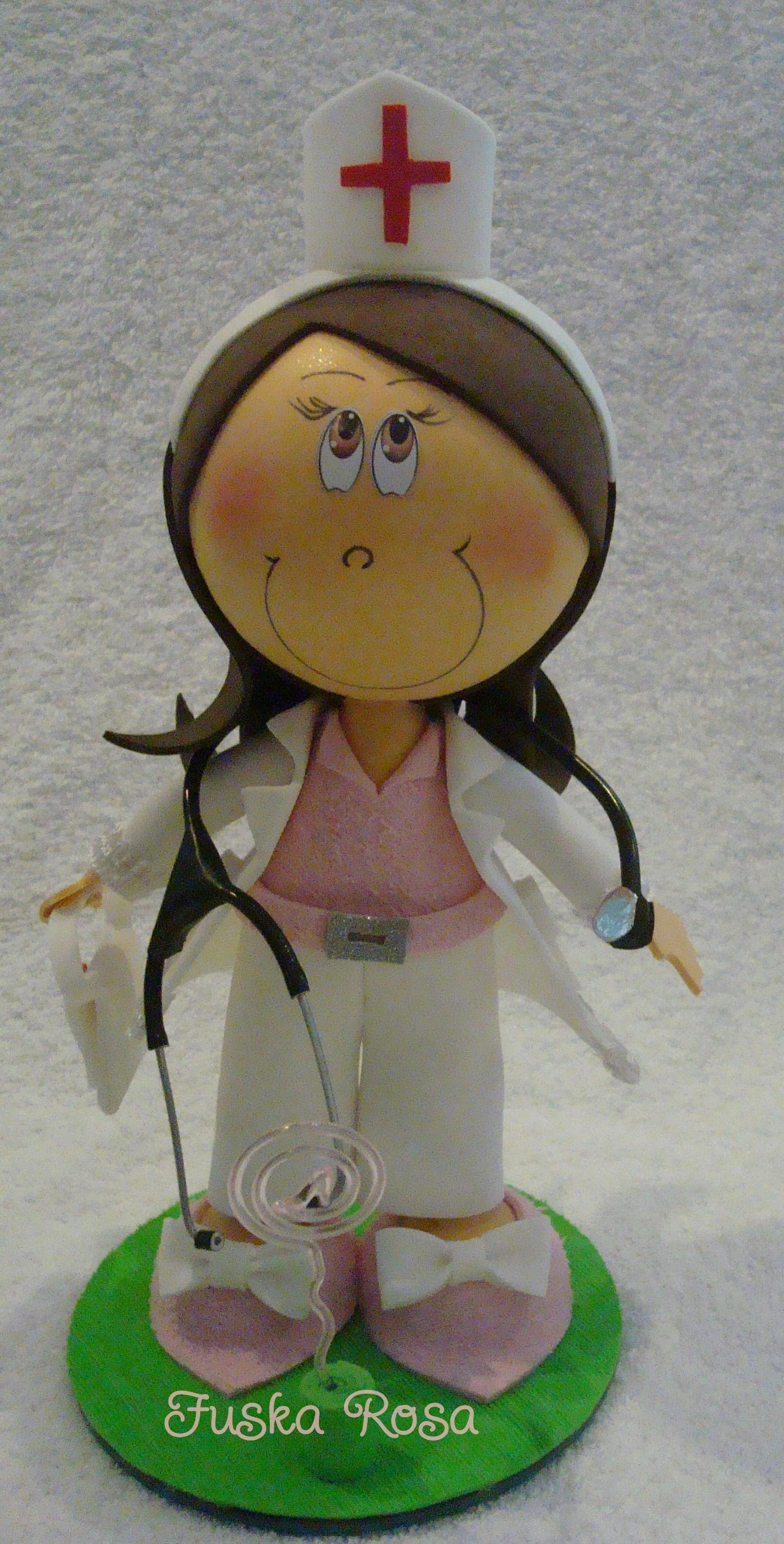 fofucha enfermeira personalizada fofucha enfermeira personalizada ...