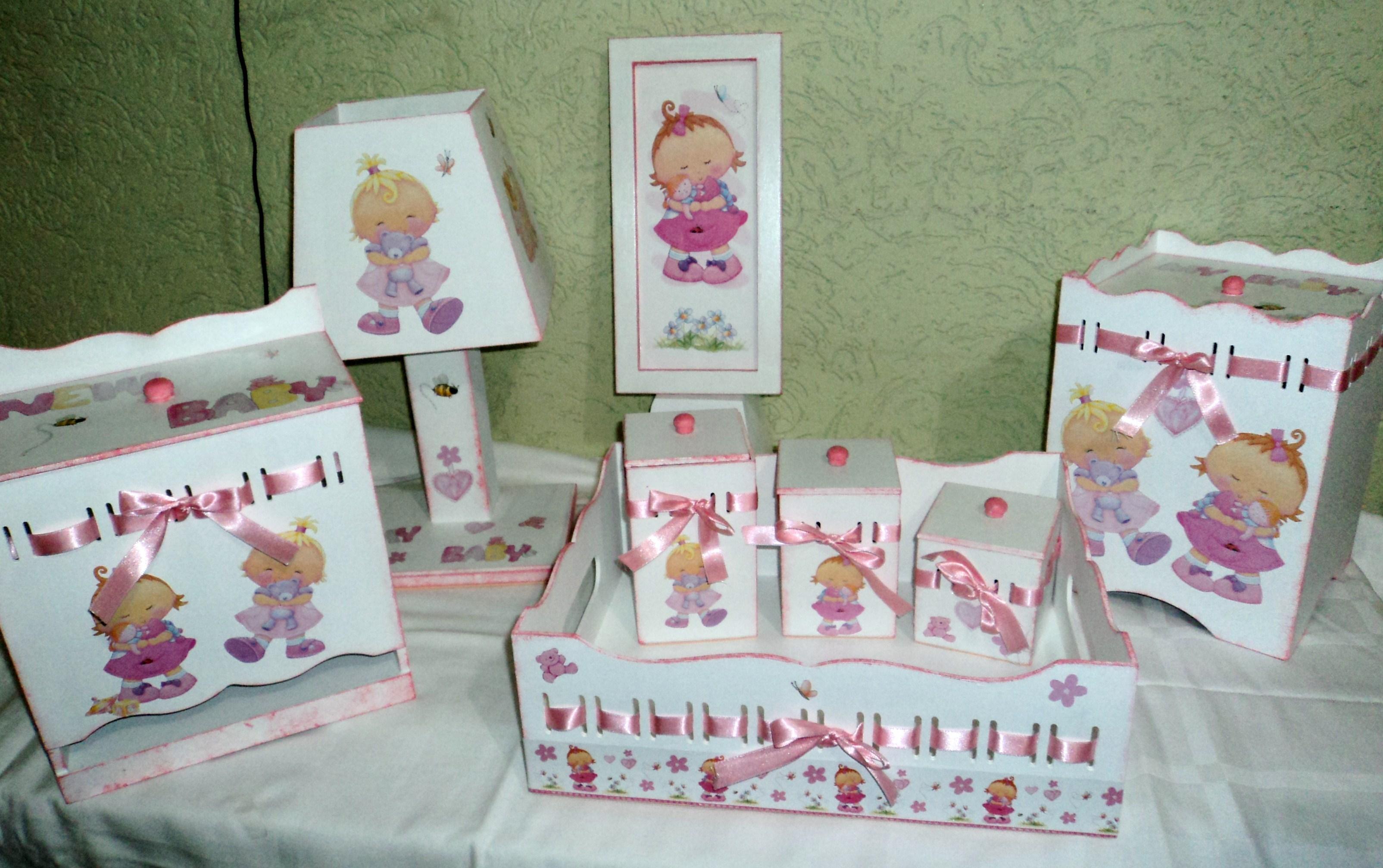 Kit beb menina passa fita 7 pe as ateli rose ribeiro for Kit para toldos de enrollar