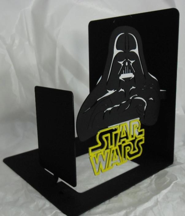 Aparador de Livros Star Wars PeculiArtes Elo7