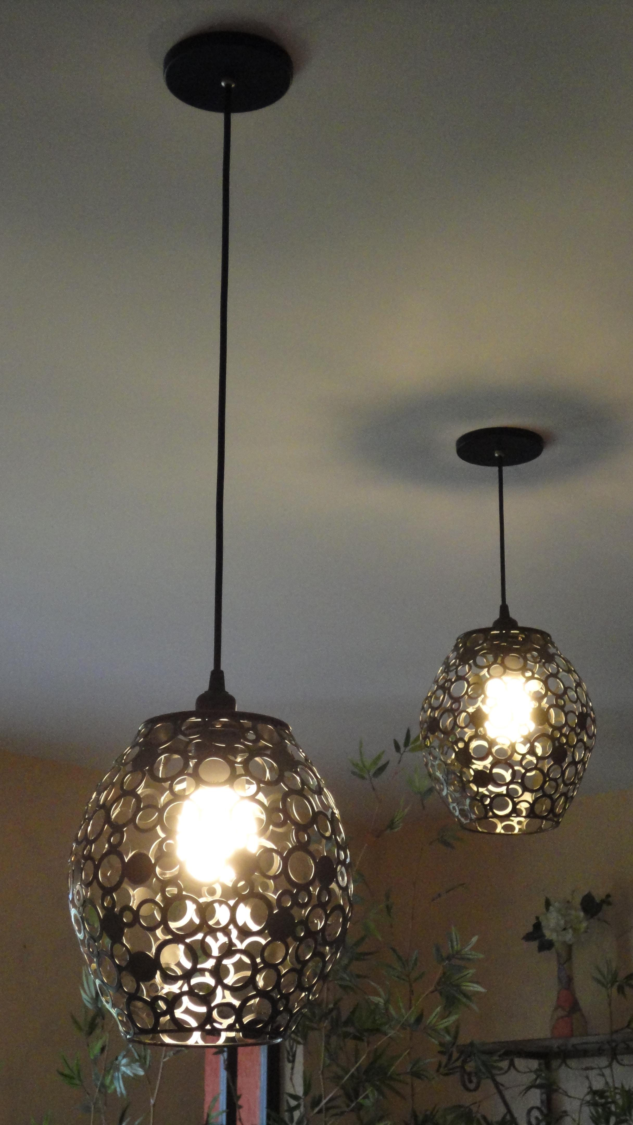lustre pendente metal casti al crie casa decoracao elo7. Black Bedroom Furniture Sets. Home Design Ideas
