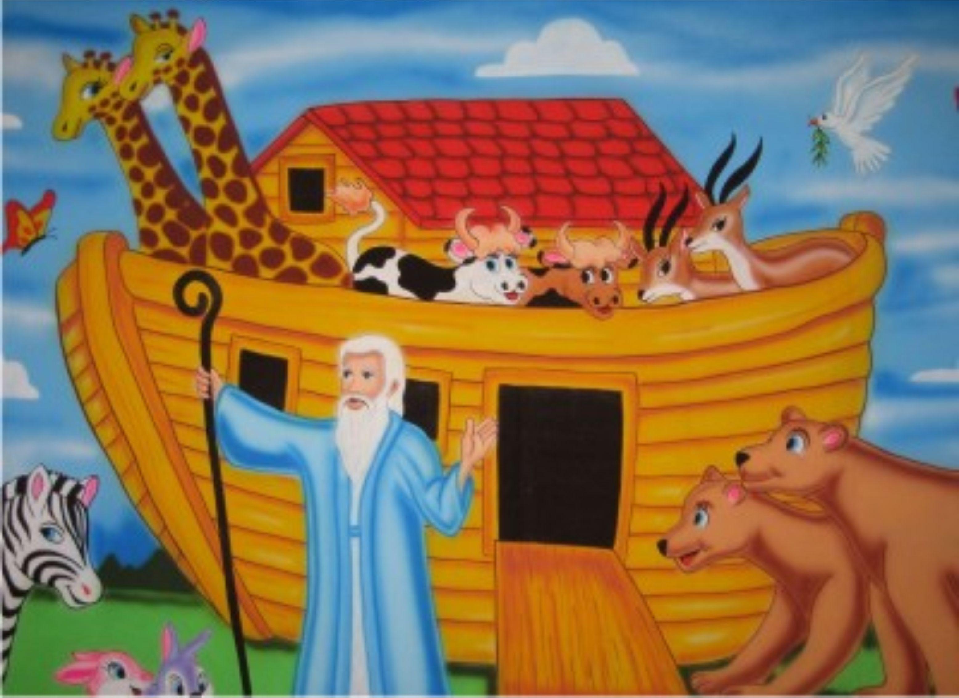 Painel Arca de Noé | Utilifest | Elo7