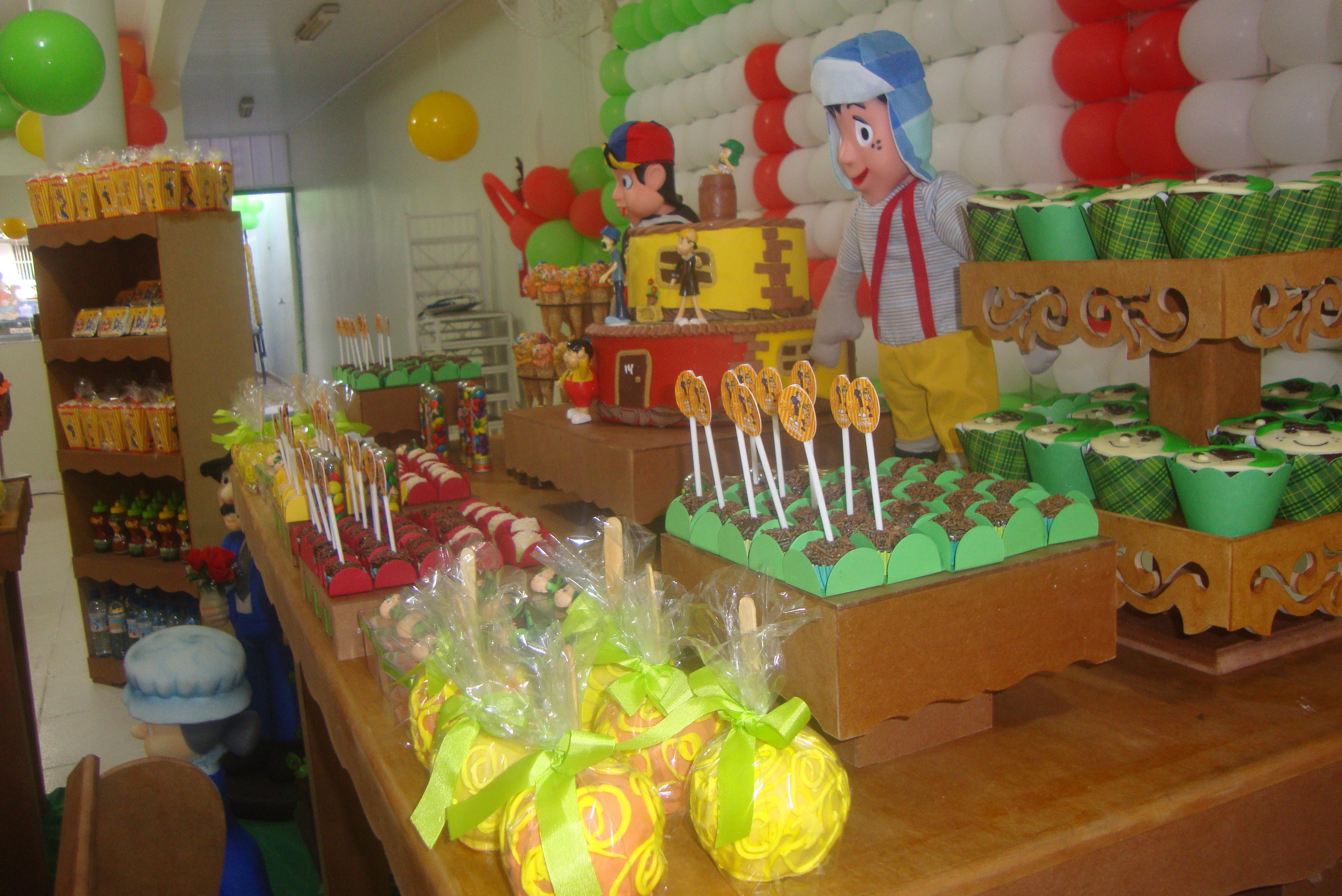 Ideias da Cuca - Peças para Decoração de Festa Infantil